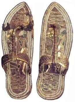 *AN EVOLUTIONARY HISTORY OF FOOTWEAR (Added Mar. 2016
